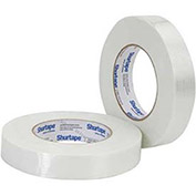 """Fiberglass Reinforced Strapping Tape, 1-1/2"""" x 60 Yds, Clear - Pkg Qty 24"""