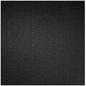 Genesis Stucco Pro PVC Ceiling Tile, Waterproof & Washable, 2'L X 2'W, Satin Black