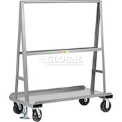 "LITTLE GIANT ""A"" Frame Sheet & Panel Truck with Floor Lock"