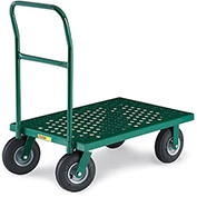 "LITTLE GIANT Landscaping Platform Truck - 48""Wx24""Dx39""H"