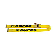 Ancra 48672-13 Series E & A Ratchet Strap - Spring Actuated Fitting - 12'L