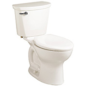 "American Standard Cadet PRO Elongated 1.28GPF 10"" Rough-In Toilet, 215CB104.020"