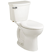 "American Standard Cadet PRO ADA Elongated 1.28GPF 10"" Rough-In Toilet, 215AB104.020"
