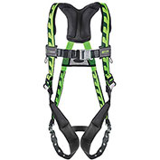 Miller AirCore™ Harness, Tongue Buckle, Green