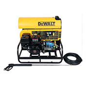 DeWalt® DXPWH3040 DeWALT® 3000 PSI @ 4.0 GPM Hot Water - Belt Drive Pressure Washer