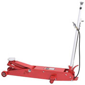 Sunex Tools 5 Ton Air/Hydraulic Floor Service Jack, T-Handle, Uniweld Construction