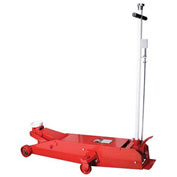 Sunex Tools 10 Ton Air/Hydraulic Floor Jack, Uniweld Construction, T-Handle Design