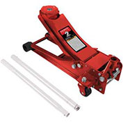 "Sunex Tools 2 Ton Service Jack, 2-1/2"" low lifting height, Low Profile"
