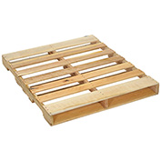 "48"" x 40"" Hard Wood Pallet, 2800 Lbs Capacity"