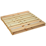 "48"" x 48"" Hard Wood Pallet, 3500 Lbs Capacity"