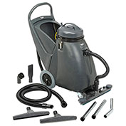 "Wet & Dry Vacuum 18 Gallon with 24"" Squeegee"