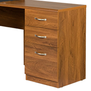 American Furniture Classics Three Drawer Extension Unit