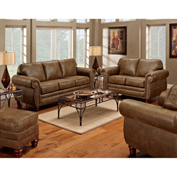 American Furniture Classics Sedona Sofa, Loveseat, Chair & Ottoman Set