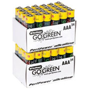 AAA Alkaline Battery  - Pkg Qty 24