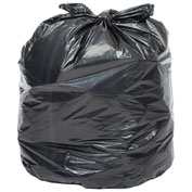 Heavy Duty Trash Bags, 33 Gallon, 1.0 Mil, 100/Case