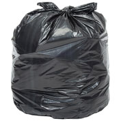2X Heavy Duty Trash Bags, 40 to 45 Gallon, 1.7 Mil, 100/Case