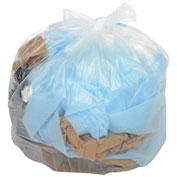 Light Duty Trash Can Liners, 12 to 16 Gal, 0.21 Mil, 1000/Case