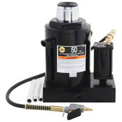 Omega 50 Ton Air Actuated Bottle Jack