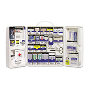 209 Piece Large First Aid Kit, OSHA Compliant, Plastic Case