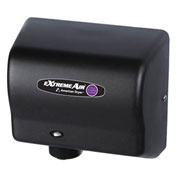 American Dryer ExtremeAir High Speed Hand Dryer W/ Germ Killing Technology, CPC9-BG, Black Graphite