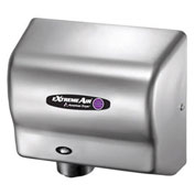American Dryer ExtremeAir High Speed Hand Dryer W/ Germ Killing Technology, CPC9-SS, Stainless Steel