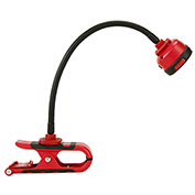 My Pal Portable Automotive Light, LED, Red/Black