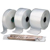 "Poly Tube Roll - 4""x1075' - 4 Mil"