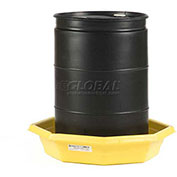 "ENPAC® Drums-Up™, 7-1/2""H, 20 Gallon Cap."