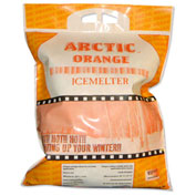 Xynyth 200-41021 Artic Orange Icemelter 22 LB Bag - Pkg Qty 100