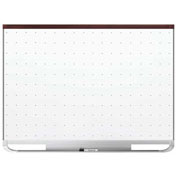 Quartet Total Erase Magnetic Whiteboard, White, 48 x 36