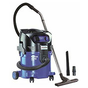 ALTO Attix 30 AS/E XC - 8-Gallon Wet/Dry Vacuum w/Tool Start & Automatic Filter Cleaning