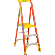 Werner PD6203 3' Type 1A Fiberglass Podium Ladder