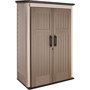 "Large Vertical Storage Shed 31""L x 52""W x 81""H"