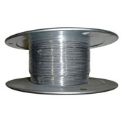 """Advantage 250' 1/4"""" Diameter 7x19 Stainless Steel Aircraft Cable"""