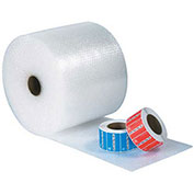 "12""x300'x3/16"" UPSable Bubble Roll, 4 Pack"