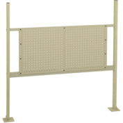 "36""W Louver Mounting Kit for 48""W Workbench -Tan"