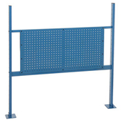 "36""W Pegboard Mounting Kit for 48""W Workbench - Blue"