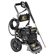 BE Pressure BE317RAS BE317RA, 3100 PSI Pressure Washer, 210cc Powerease Engine