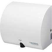 High Velocity Automatic Hand Dryer - White