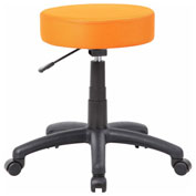 The DOT Stool - Orange