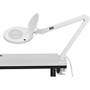 LED Magnifying Lamp, 3 Diopter, White