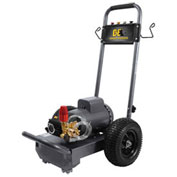 BE Pressure 2700 PSI Electric Pressure Washer - 7.5HP, 220V, Comet FWS Pump, B2775EC