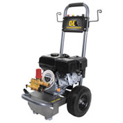 BE Pressure Gas Powered Pressure Washer 210cc Engine 3100 PSI, B317RA
