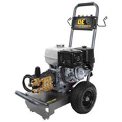 BE Pressure 4000 PSI Pressure Washer - 13HP, Honda GX Engine, Cat Pump, B4013HJS