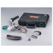 Dynabrade Dynafile III Abrasive Belt Tool Versatility Kit, .7HP, 20,000 RPM, Front Exhaust
