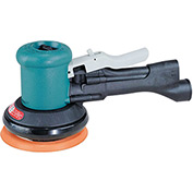 "Dynabrade 5"" Dia. DynaLocke Dual-Action Sander, Non-Vacuum, .45HP, 12,000 RPM"