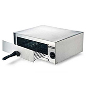 Adcraft CK-2 - Pizza/Snack Oven, Stainless Steel, 120V