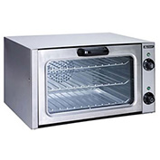 Adcraft COQ-1750W - Convection Oven, Quarter Size, 120V