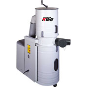 Kufo Seco 3HP 3 Phase Total Enclosed Canister Dust Collector