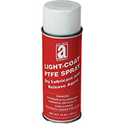 PTFE SPRAY™ Light Coat, 16oz. Aerosol 12/Case - Pkg Qty 12